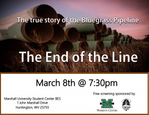 End of the Line Flyer
