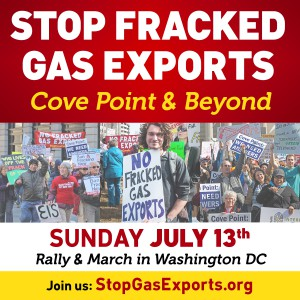 Fracked Gas Exports