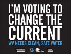 I'm Voting to Change the Current