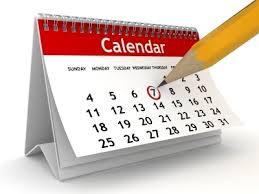 OVEC Event Calendar