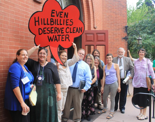 Even Hillbiliies deserve clean water