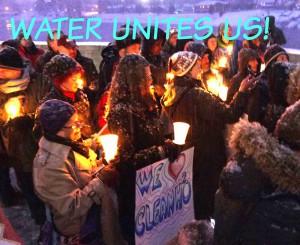 Water Unites Us!