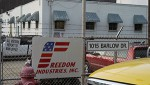 Jan. 15, 2014: Freedom Industries along the Elk River, Charleston, WV