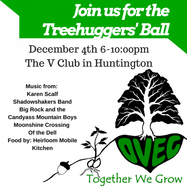 Join us for the Treehugger's Ball