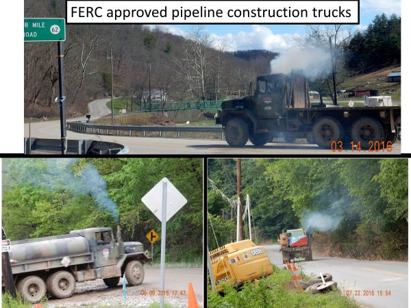 Pipeline construction trucks0027