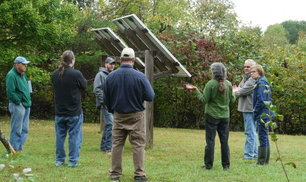 The Roane County 2015 Solar Open House inspired at least two households to go solar!