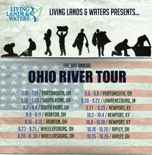 Volunteer, Show the Ohio River Some Love: Living Land