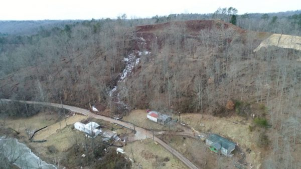 Mountaineer Xpress Pipeline: Goodbye Trees, Hello Dangerous Landslides