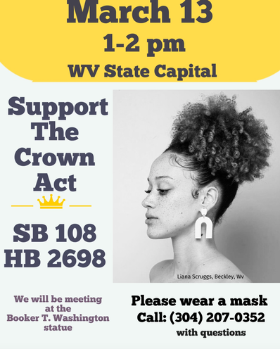 support crown act
